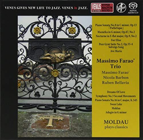SACD : Massimo Farao - Molfau: Plays Classics (Japan - Import, Single Layer SACD)