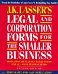 J.K. Lasser's Legal and Corporation F...