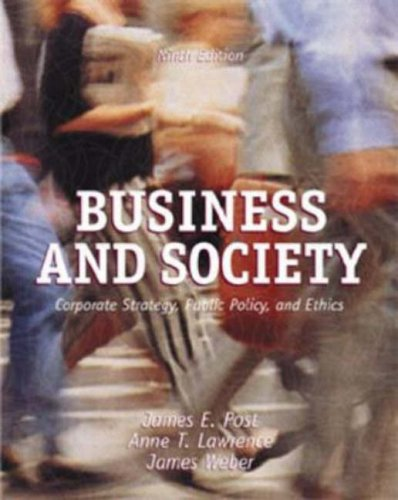 business and society corporate strategy Strategy & corporate finance business and society in the coming decades business exists to serve society.