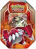 Pokemon Legends of Hoenn Groudon-EX Collector Tin