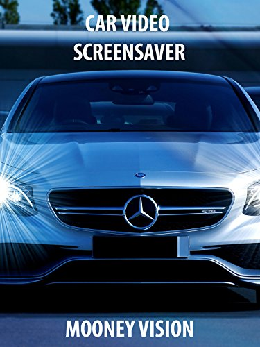 Car Video Screensaver Set To Music