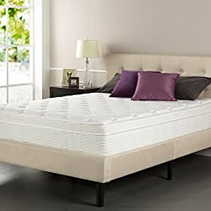 Sleep Master Ultima® Comfort 13 Inch Deluxe Euro Box Top Spring Mattress, Full