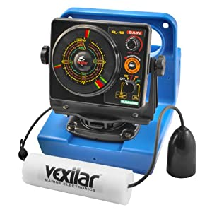 Vexilar GP1212 FL-12 Genz Pack Ice Flasher by Vexilar
