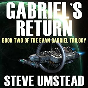 Evan Gabriel Trilogy, Book 2 - Steve Umstead