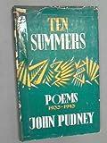 Ten Summers Poems 1933-1943