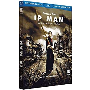IP Man - La légende du grand maître [Blu-ray]