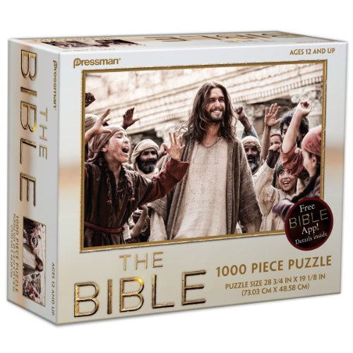 Pressman Toys The Bible Puzzle Style #1 (1000-Piece)