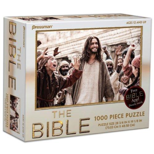 Pressman Toys The Bible Puzzle Style #1 (1000-Piece)