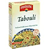 Fantastic World Foods Tabouli Salad Mix, 6-Ounce Boxes (Pack of 12)