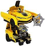 comogiochi GG03000 transformers 4 bumblebee 1:16 radio-controlado