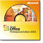 Microsoft OEM Office 2003 Professiona...