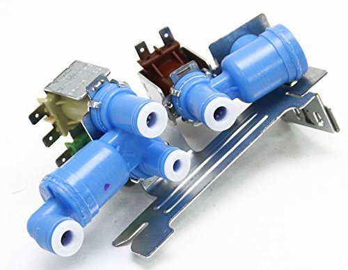 242252702 - OEM FACTORY ORIGINAL FRIGIDAIRE ELECTROLUX WATER VALVE by Frigidaire/Electrolux (Frigidaire 240531101 compare prices)