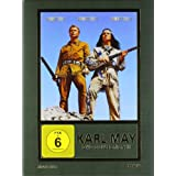 Karl May DVD-Collection 3 Winnetou I / Winnetou II / Winnetou III - 3 DVDs