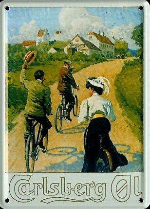 carlsberg-mini-plaque-reklamewelt-8-x-11-cm-motif-panneau-dindication-en-metal-sign-tin