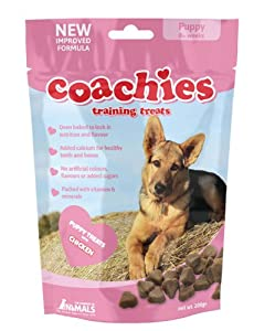 Coachies Training Treats for Puppy, 200 g