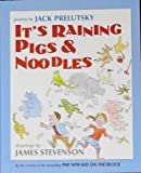 Its raining pigs & noodles: Poems