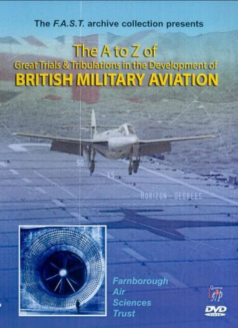 The A To Z Of British Military Aviation - Vol. 1 [2004] [DVD]