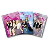 Sex and the City - The Complete First, Second, and Third Seasons ~ Sarah Jessica Parker