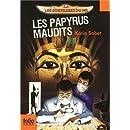 Les sortilèges du Nil, 2:Les papyrus maudits