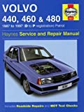 Volvo 440, 460 and 480 (1987-97) Service and Repair Manual (Haynes Service and Repair Manuals) A. K. Legg