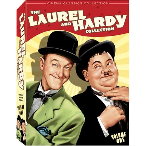 Laurel and Hardy Collection, Vol. 1 (Great Guns / Jitterbugs / The Big Noise) (1944)