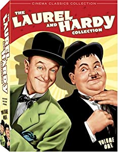 Laurel and Hardy Collection, Vol. 1 (Great Guns / Jitterbugs / The Big Noise)
