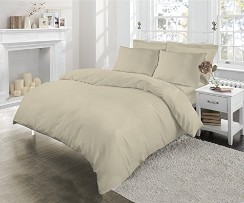 luxury-180-threads-percale-duvet-cover-set-by-sleepbeyond-king-stone-beige