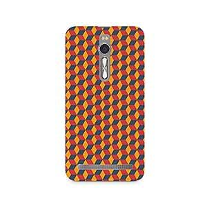 TAZindia Designer Printed Hard Back Case Mobile Cover For Asus Zenfone 2