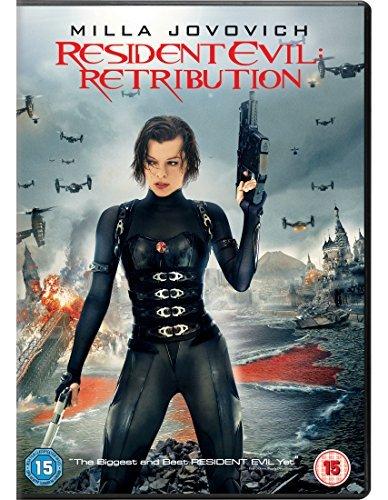 Resident Evil: Retribution [DVD] [2012] by Milla Jovovich