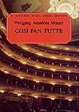 Cosi Fan Tutte in Vocal Score