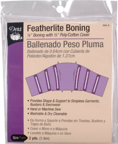 Why Should You Buy Dritz Featherlite Boning, 2-Yard