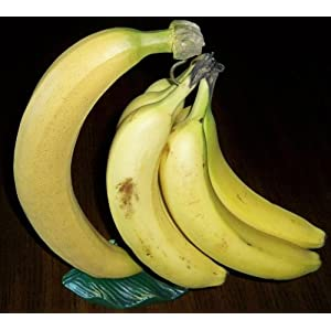Image: Bandwagon Banana Hanger 11 1/2 Inch Quality Piece - Keeps the fruit from bruising and the air circulation allows for even ripening.