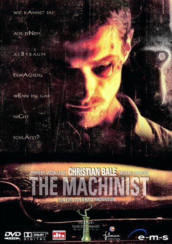 The Machinist (Einzel-DVD)