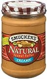 Smucker's Natural Creamy Peanut Butter 16 oz