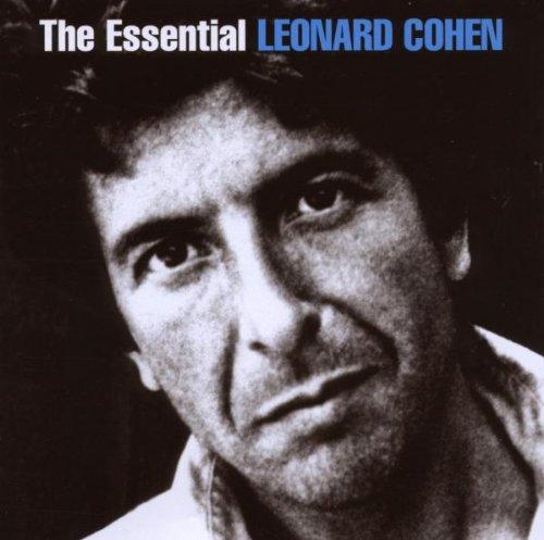 The Essential Leonard Cohen artwork