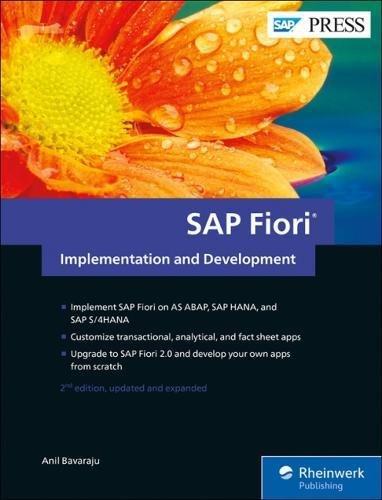 SAP Fiori Implementation and Development (SAP PRESS)
