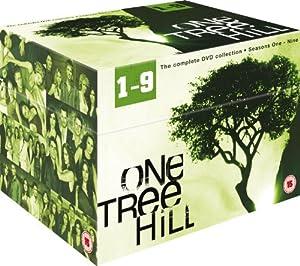 One Tree Hill - Season 1-9 Complete [DVD] [2012]