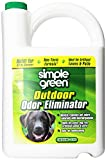 SIMPLE GREEN 432108 Outdoor Odor Eliminator Gal for Dogs