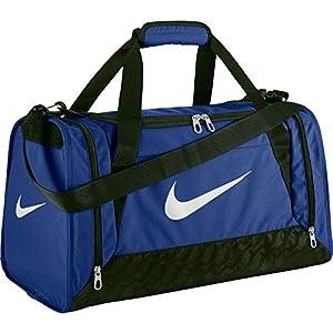 Nike Sporttasche Brasilia 6, game Royal/schwarz/weiß, 51.25 x 30 x 27.55 cm, 44 Liter, BA4831-411