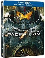 Pacific Rim 3D (Steelbook Esclusiva Amazon) (1Blu-Ray 3D + 1Blu-Ray)
