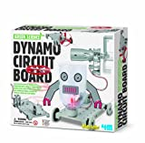 Great Gizmos 4M Green Science Dynamo Circuit Board
