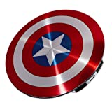 SanQing Mobile Power Avengers Captain America Shield Mobile Power 6800Ma Mobile Universal Portable Power Supply Decoration Gifts,CaptainAmerica (Color: Captainamerica)
