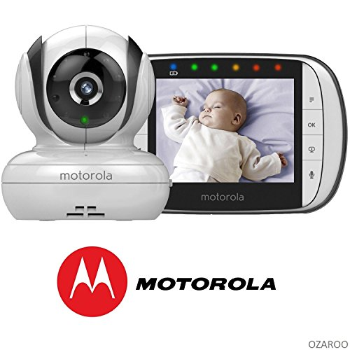 Motorola Mbp36 Baby Monitor back-119469