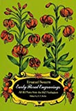 Early Floral Engravings (Dover Pictorial Archives) (0486230384) by Emanuel Sweerts