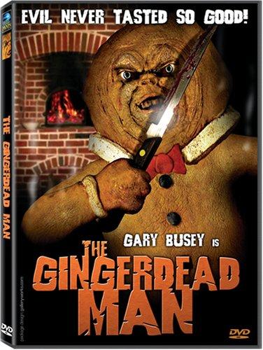 DVD : Gingerdead Man