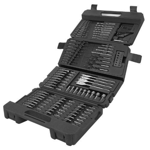 Black & Decker 71-91291 129-Piece Complete Home Essentials Kit
