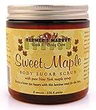 Sweet Maple Body Sugar Scrub