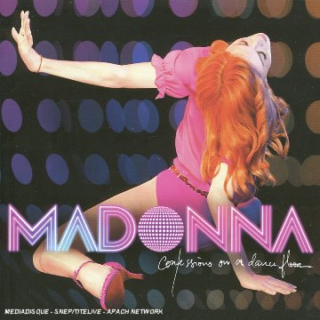 Madonna - Confessions On A Dance Floor - Zortam Music