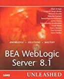 img - for BEA WebLogic Server 8.1 Unleashed book / textbook / text book