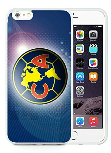 Special Custom iPhone 6 plus Case USA Soccer 16 White Personalized Picture iPhone 6 plus 5.5 Inch TPU Phone Case